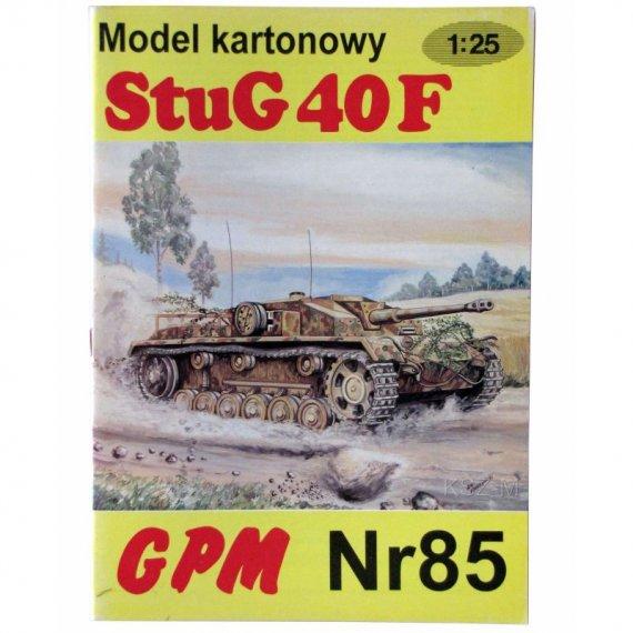 Stug 40 F - GPM 85