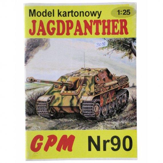 Jagdpanther - GPM 90