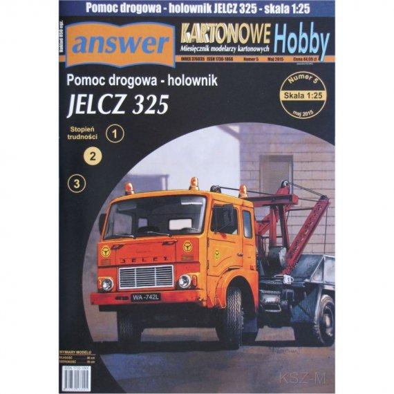 Pomoc drogowa- holownik JELCZ 325 - Answer Answer 5/15