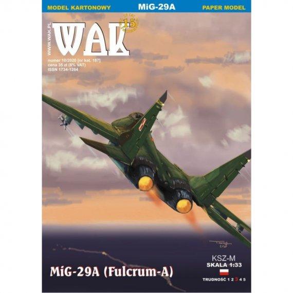 MiG-29A (Fulcrum-A) - WAK 10/20