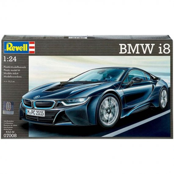 BMW i8 - REVELL 07008