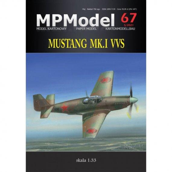 Mustang Mk.I VVS - MPModel 67