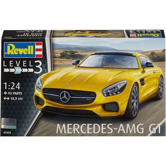 Mercedes AMG GT - REVELL 07028