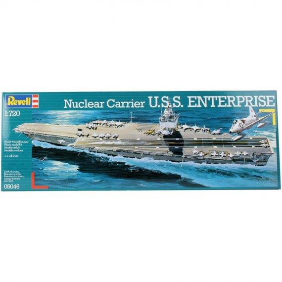 Lotniskowiec USS Enterprise - REVELL 05046