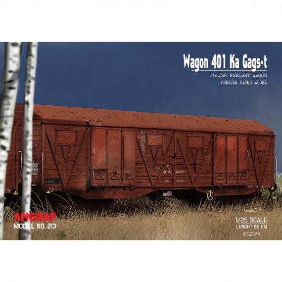 Wagon 401Ka Gags-t - Angraf 213