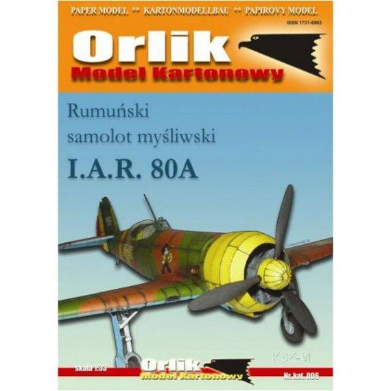 Orlik 006 - Myśliwiec I.A.R. 80A