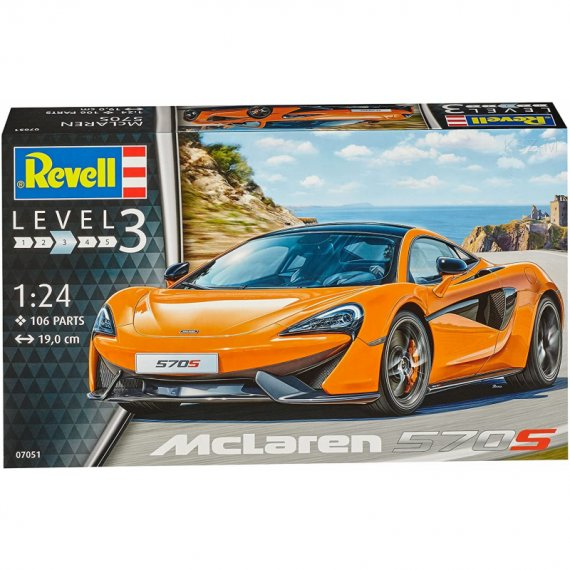 McLaren 570s - REVELL 07051
