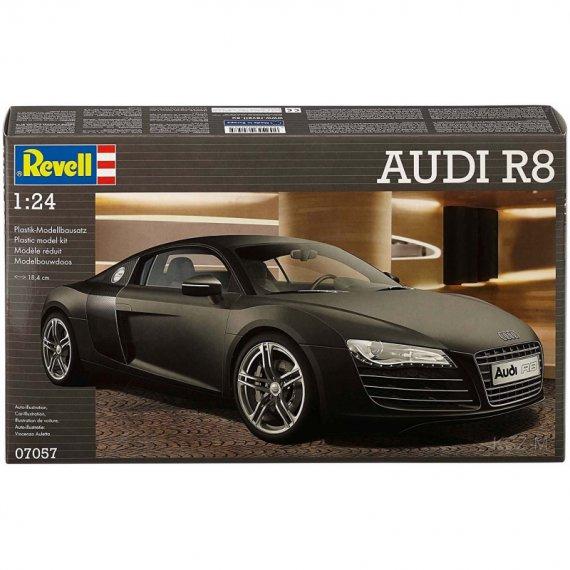 Audi R8 Black - REVELL 07057