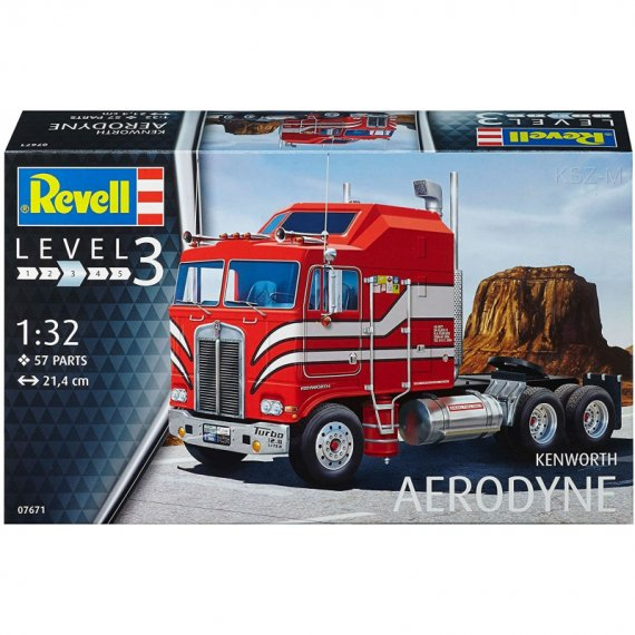 Kenworth Aerodyne - REVELL 07671