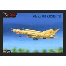 MiG-21 bis Capeti - MS Model 012