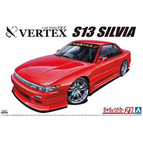 Nissan Vertex PS13 Silvia '91 - Aoshima 05861