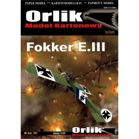 Fokker E.III - Orlik 161