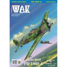 Focke-Wulf FW-190F-8 - WAK 3/21