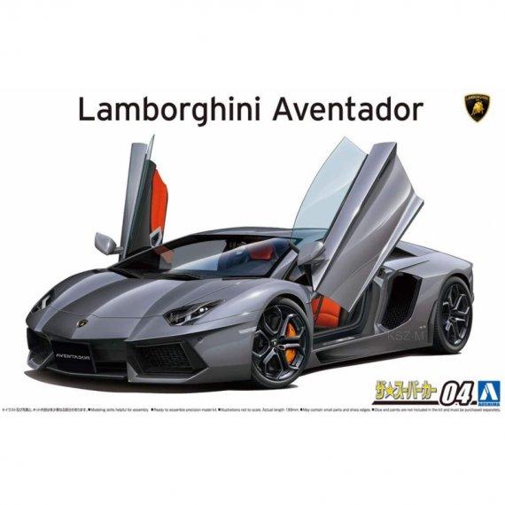 Lamborghini Aventador LP700-4  - Aoshima 05864