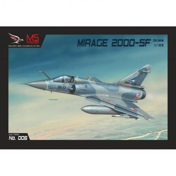 Mirage 2000-5F - MS Model 006