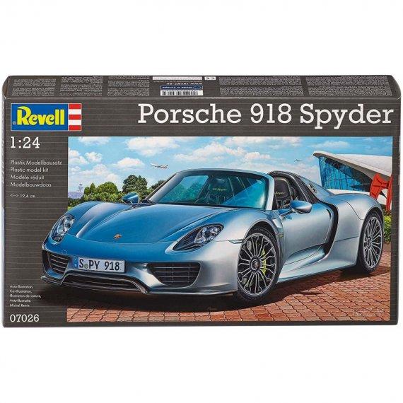 Porsche 918 Spyder - REVELL 07026