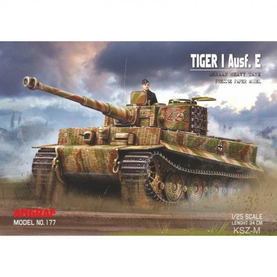 Tiger I Ausf. E - Angraf 177