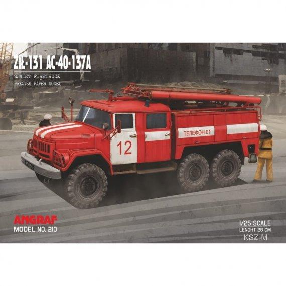 ZIŁ-131 AC-40-137A - Angraf 210