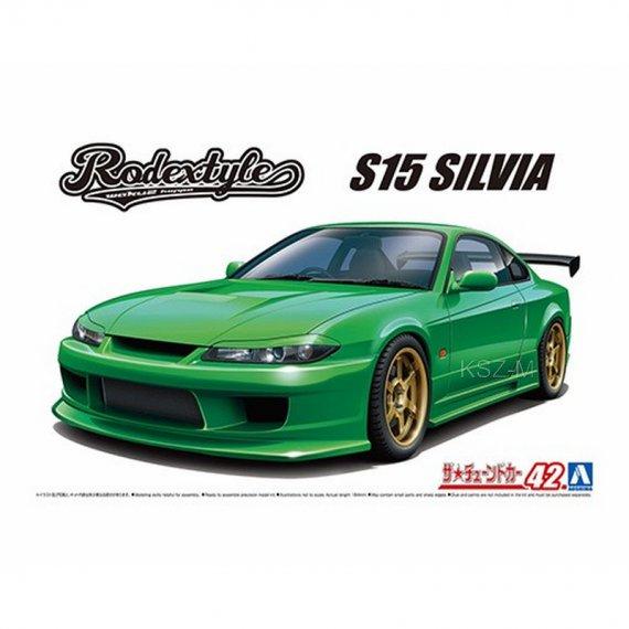 Nissan Rodextyle S15 Silvia '99 - Aoshima 06148