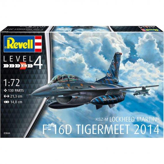 F-16D Tigermeet 2014 - REVELL 03844